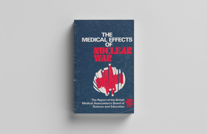 Cover image for The Medical Effects of Nuclear War