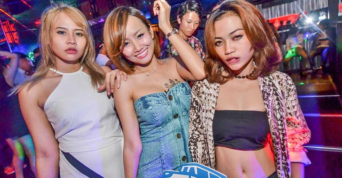 Club Malam Untuk Orang Kaya