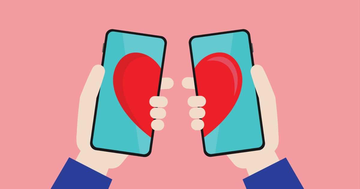 Meningkatnya pengguna aplikasi kencan online seperti Tinder kala Pandemi Virus Corona atau COVID-19