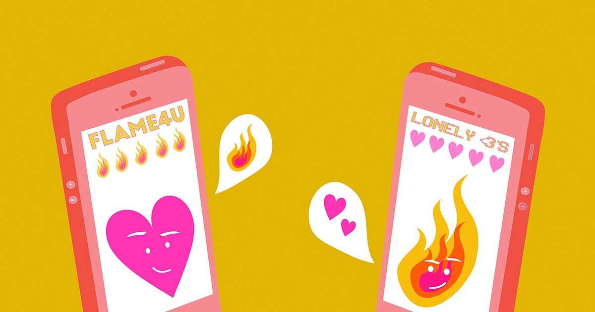4 Cara Aman Untuk Bermain Aplikasi Kencan Online