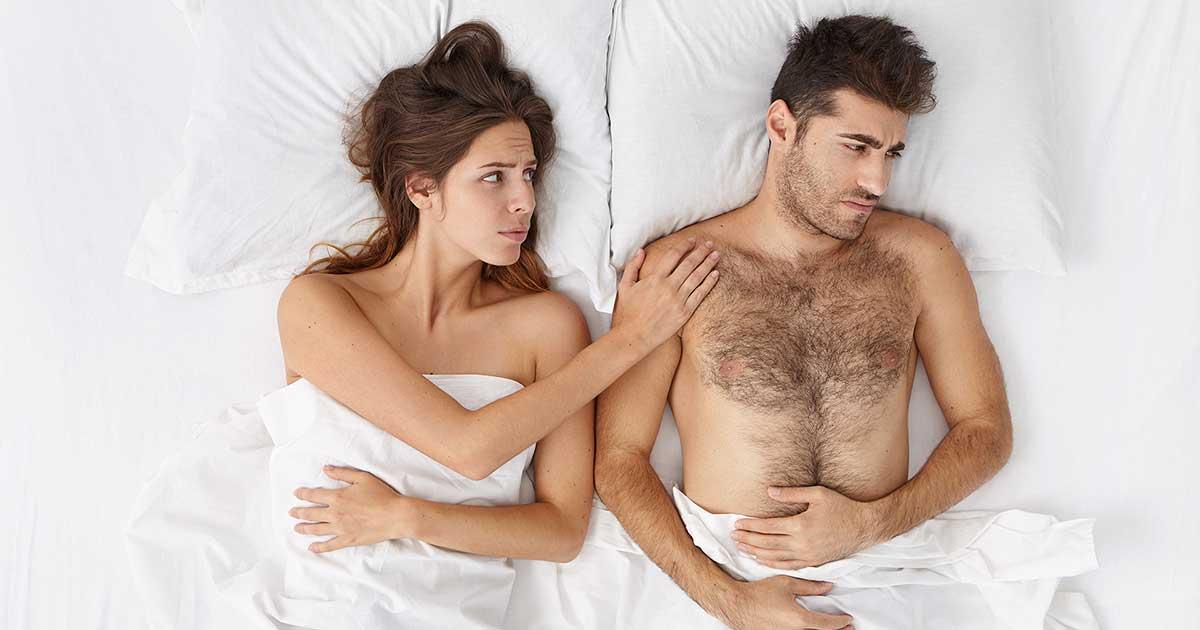 Penyebab Gairah Seks Meredup
