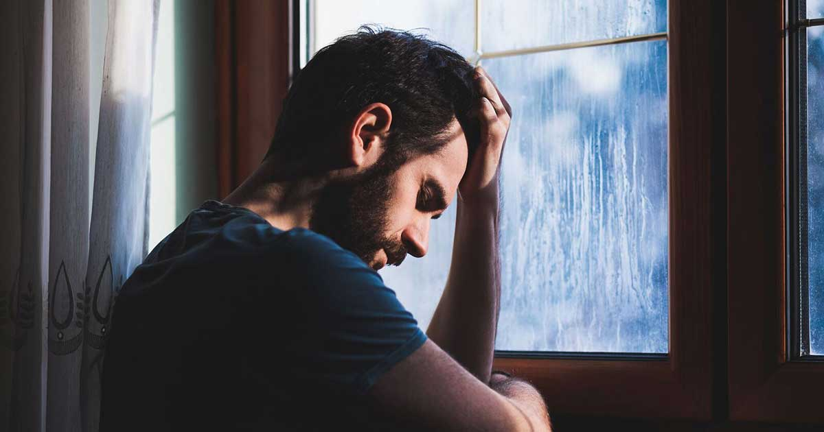 Hindari stres dan kendalikan rasa cemas