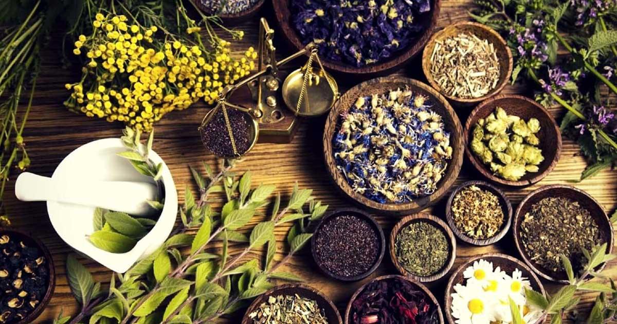 Coba obat dengan bahan alami