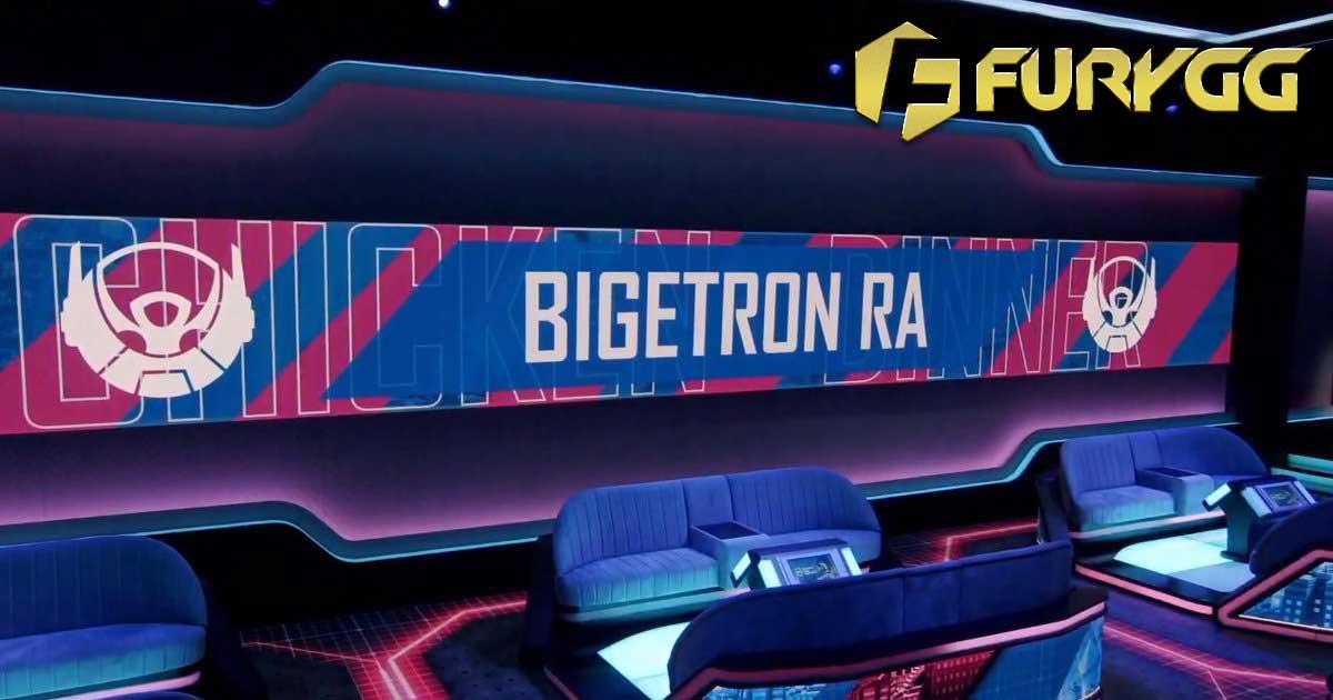 Bigetron memenangkan pertandingan