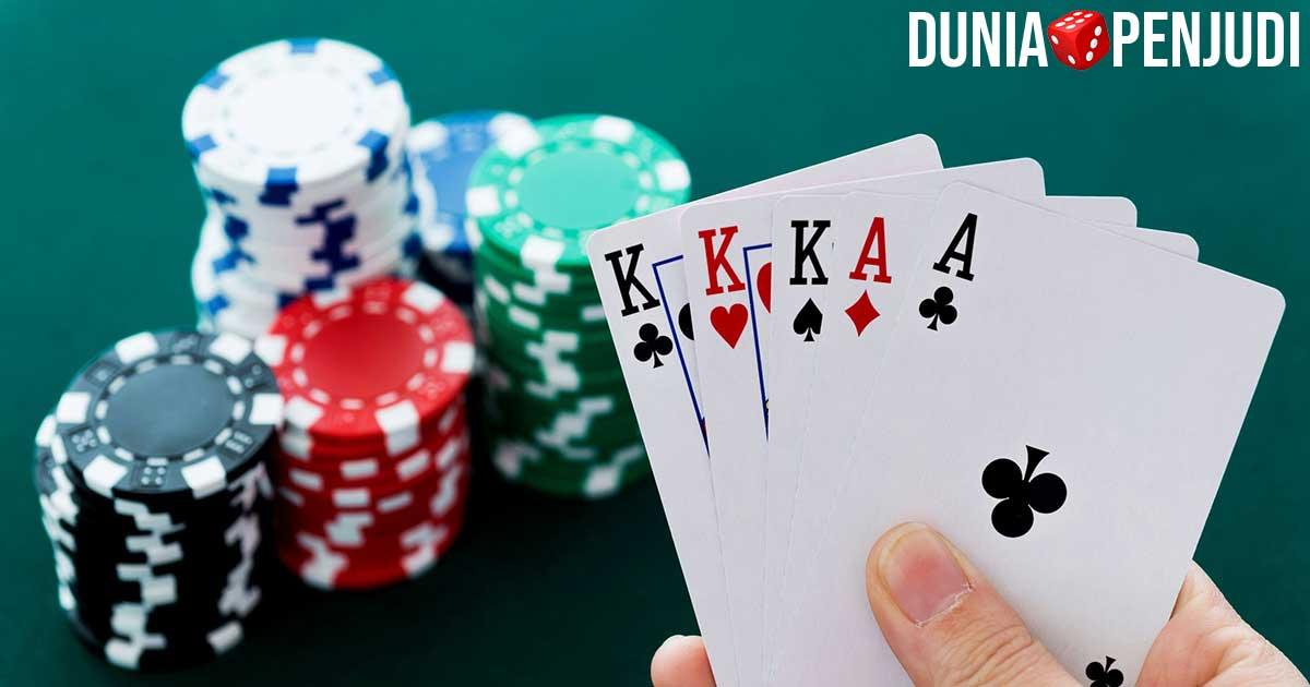 Sukses dalam Poker Online