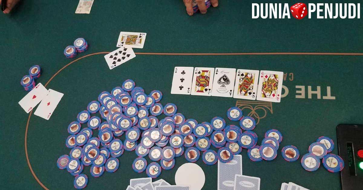 Jackpot Yang Ada Dalam Permainan Poker Online