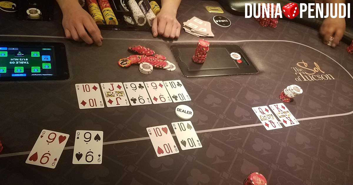 Cara Menghitung Jumlah Jackpot Yang Didapatkan Di Situs Poker Online
