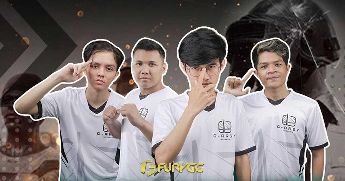 G-Arsy Esports Berhasil Juarai PUBGM BOLD BattleGround