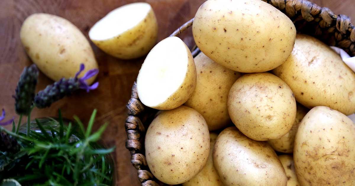 Makanan alami penambah stamina pria - Kentang