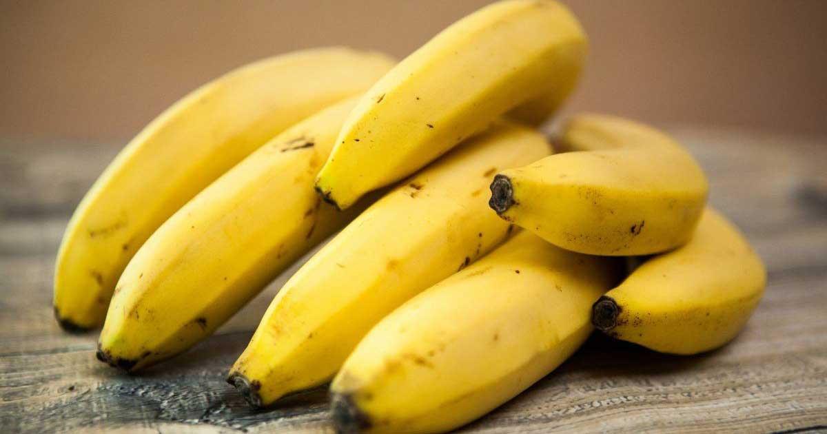 Makanan alami penambah stamina pria - Pisang