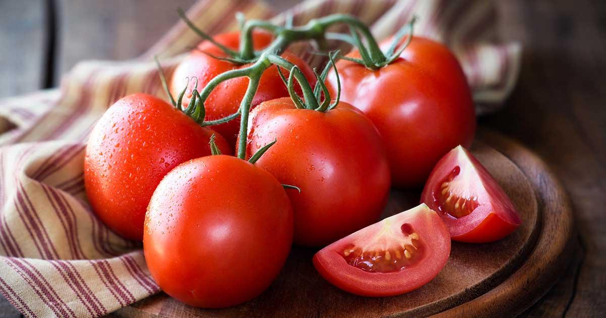 Makanan alami penambah stamina pria - Tomat