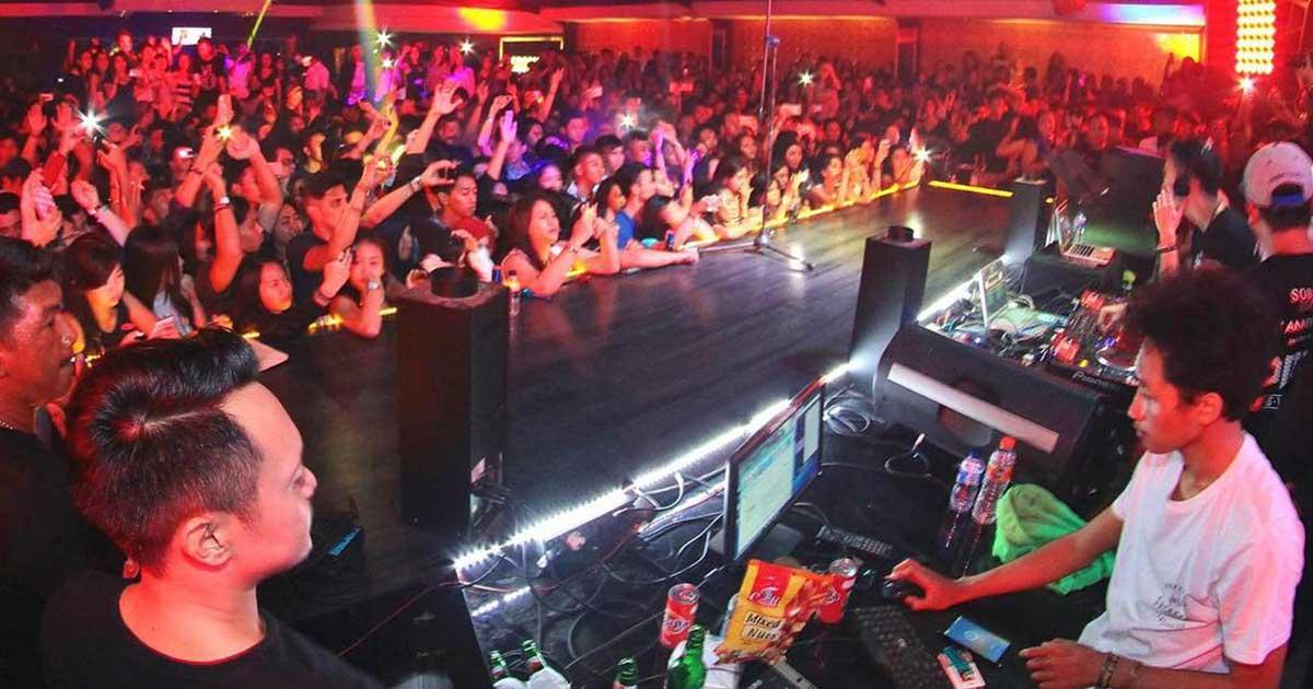 Bar Klub Malam terbaik terhits di Bandung - Sobbers