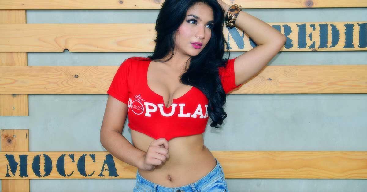 DJ Siva Aprilia yang seksi