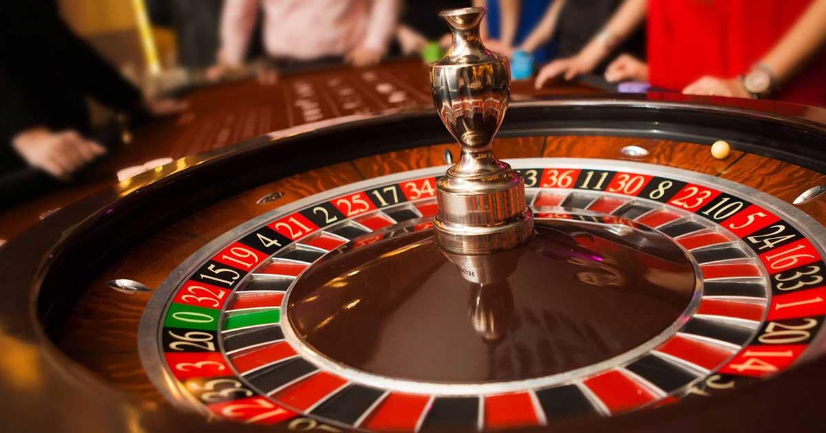Judi Live Kasino Roulette Online