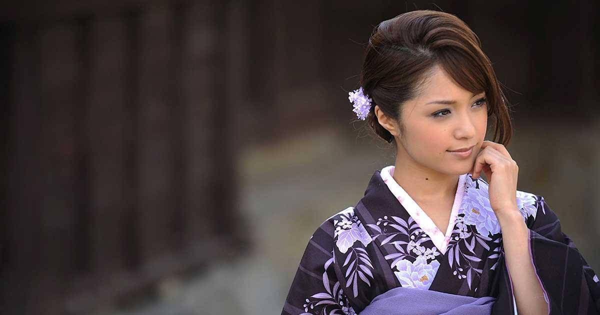 Wanita Jepang yang cantik