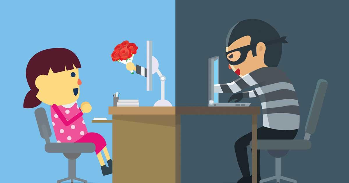 Bahaya dari aplikasi kencan online