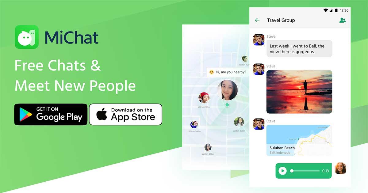 Aplikasi Open BO dan Kencan Online MiChat