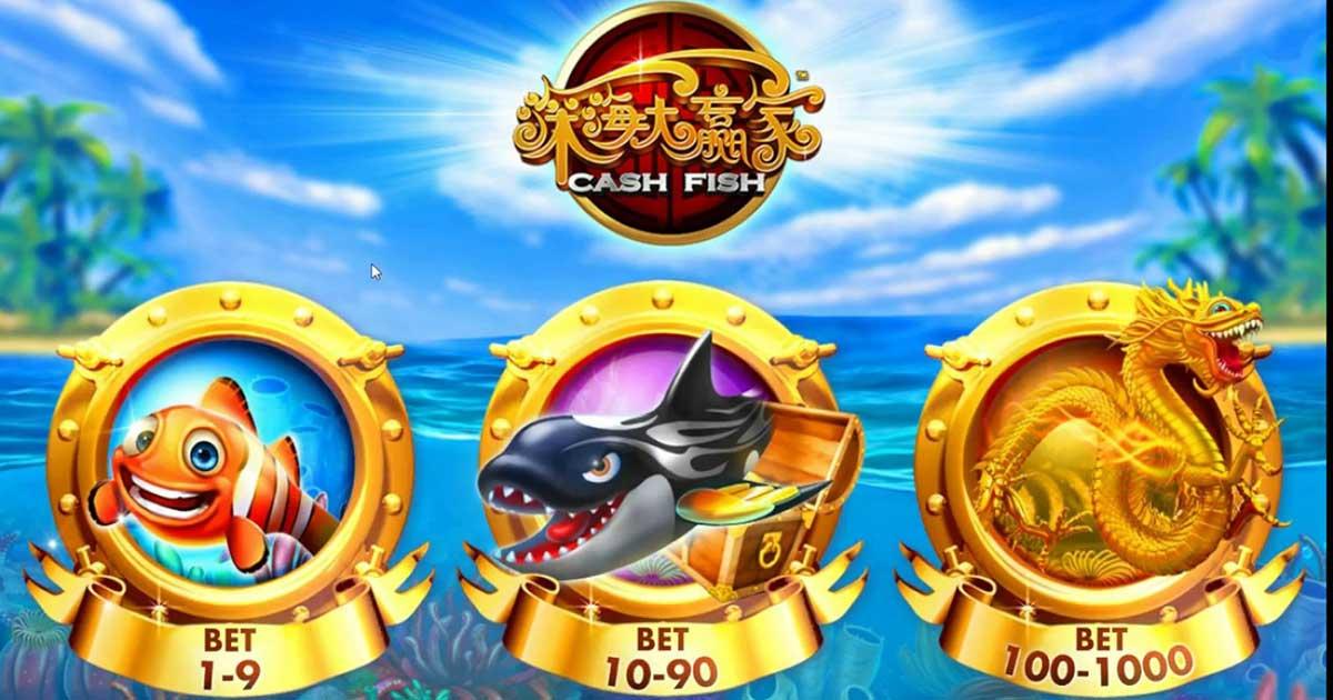 Judi Tembak Ikan