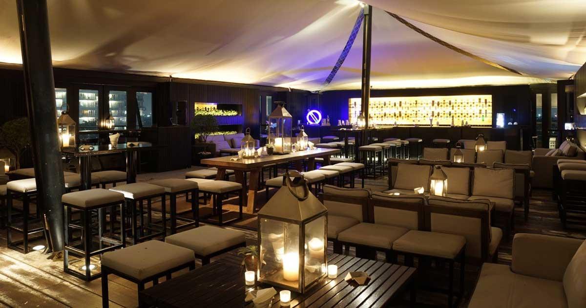 Shy Rooftop Bar Jakarta