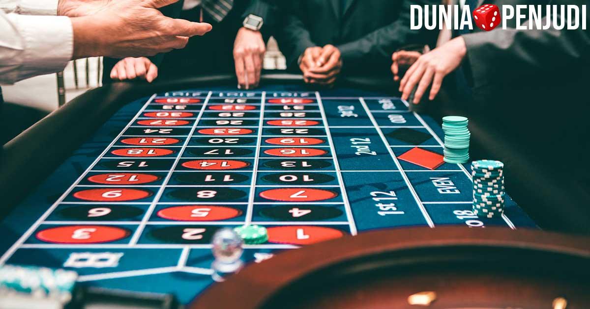Judi Casino Online Roulette