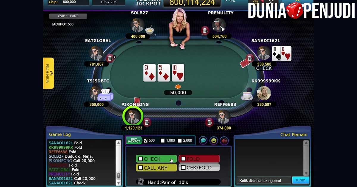 Agen PKV PokerV DewaPoker IDNPoker