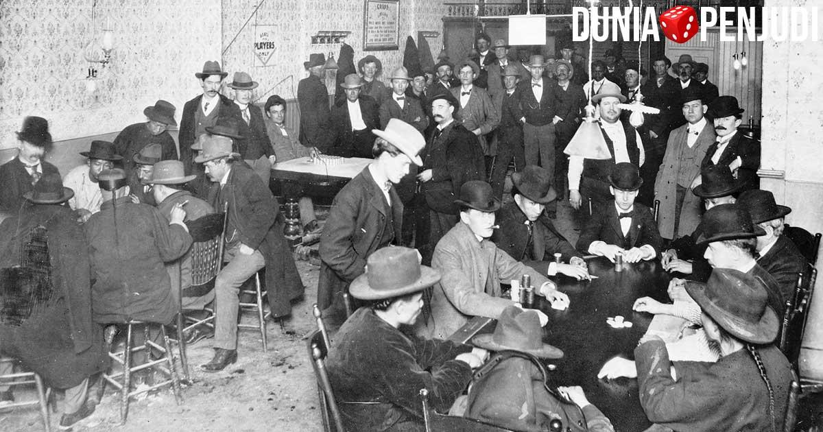 Fakta sejarah judi poker di dunia