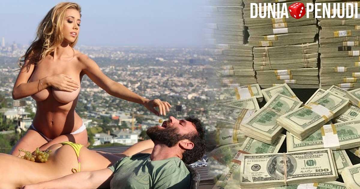 Penjudi dan Playboy kaya raya Dan Bilzerian