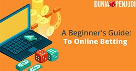 Tips Bermain Judi Online Bagi Pemula