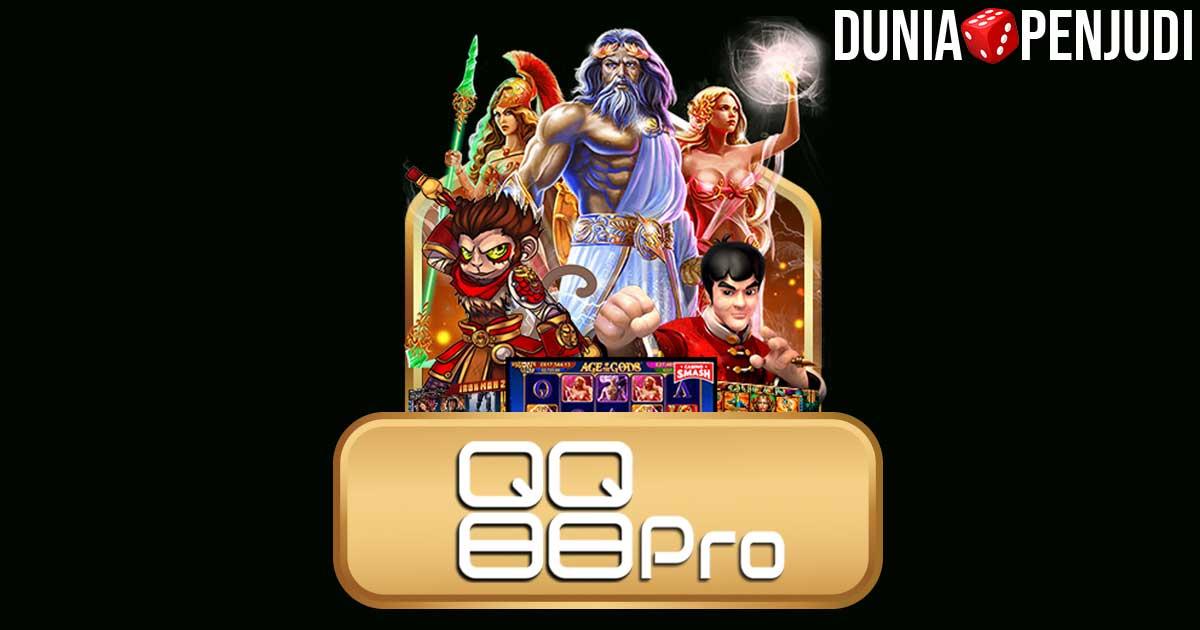 QQSlot - Situs Judi Slot Online QQ88Pro