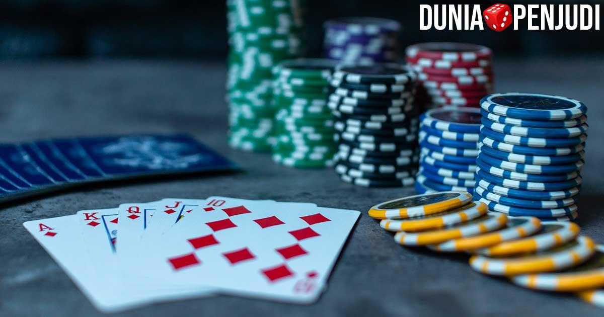 Mengenal istilah-istilah dalam judi casino baccarat online