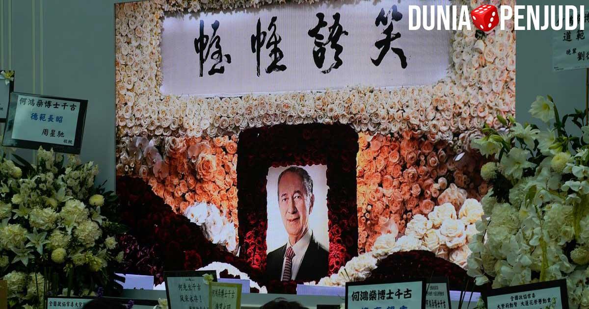 Raja judi dunia Stanley Ho wafat