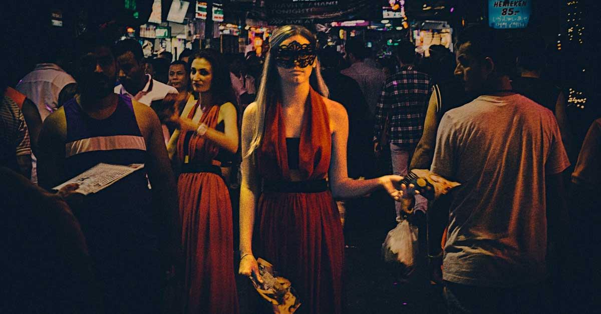 4 Macam Kelas Prostitusi Yang Populer Di Indonesia