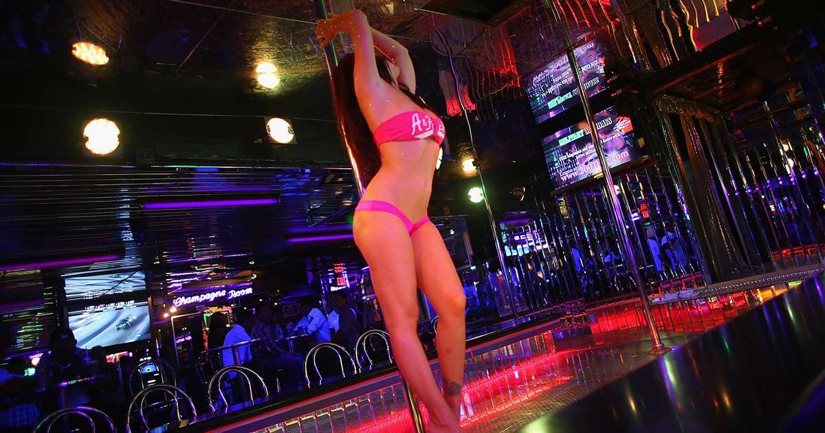 Klub Striptis merupakan destinasi yang menarik untuk pria dewasa