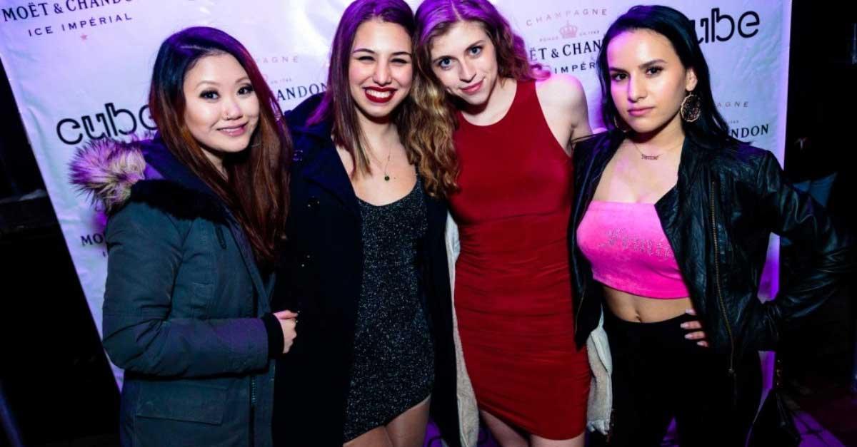 5 Ciri Wanita Nakal Di Club Malam