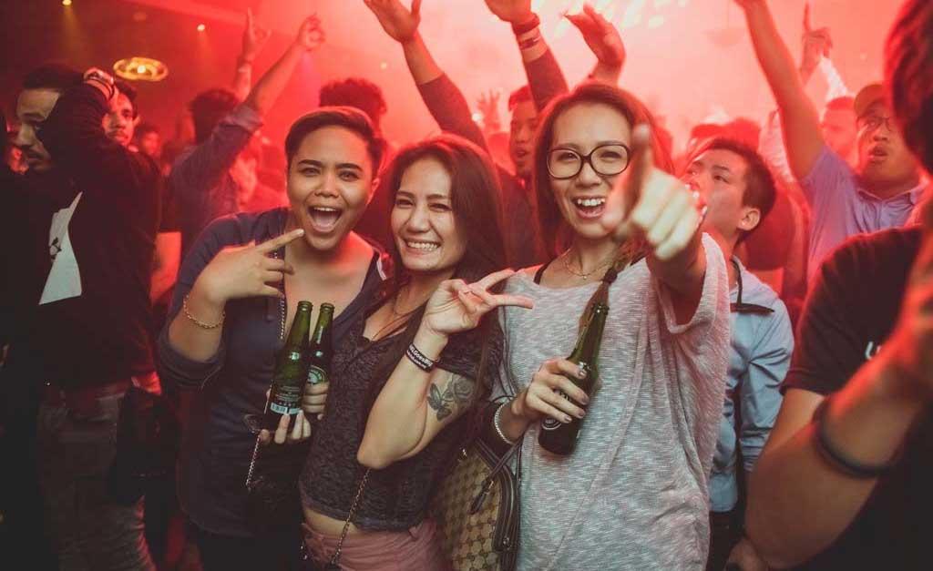 5 Klub Malam Di Bandung Paling Terkenal Untuk Milenials