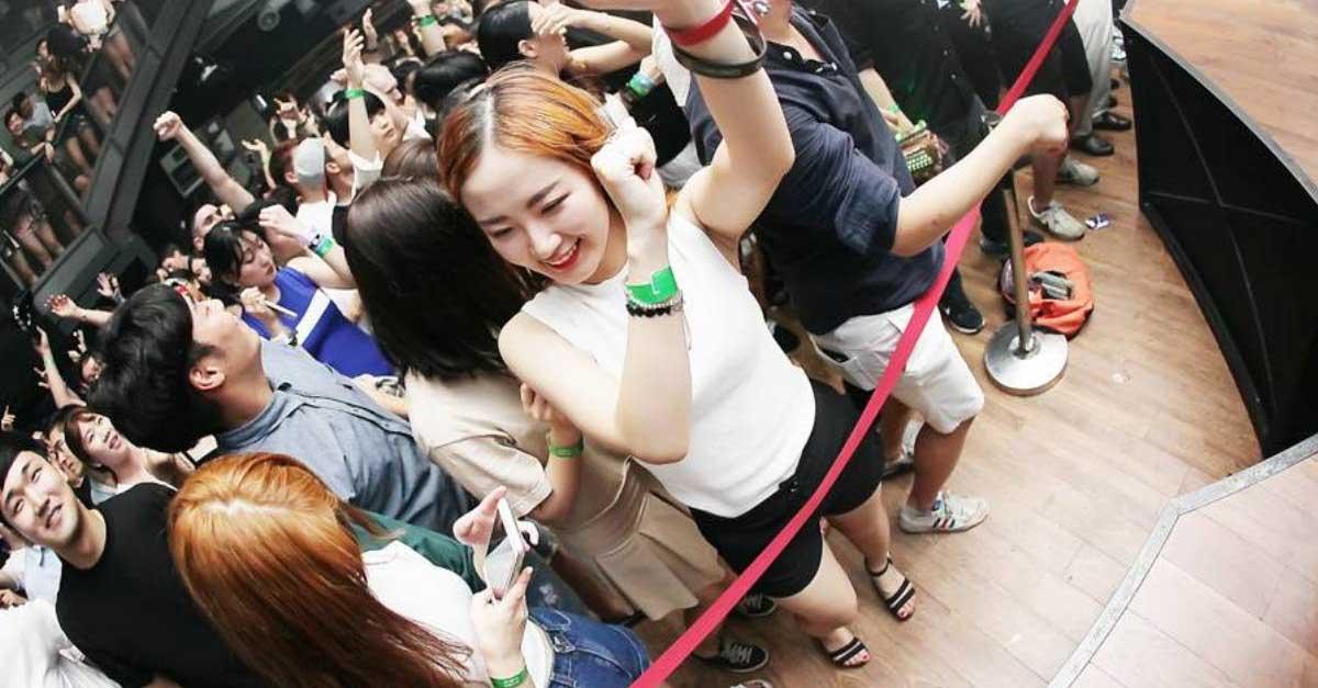 Begini 5 Suasana Hot Di Klub Malam Thailand