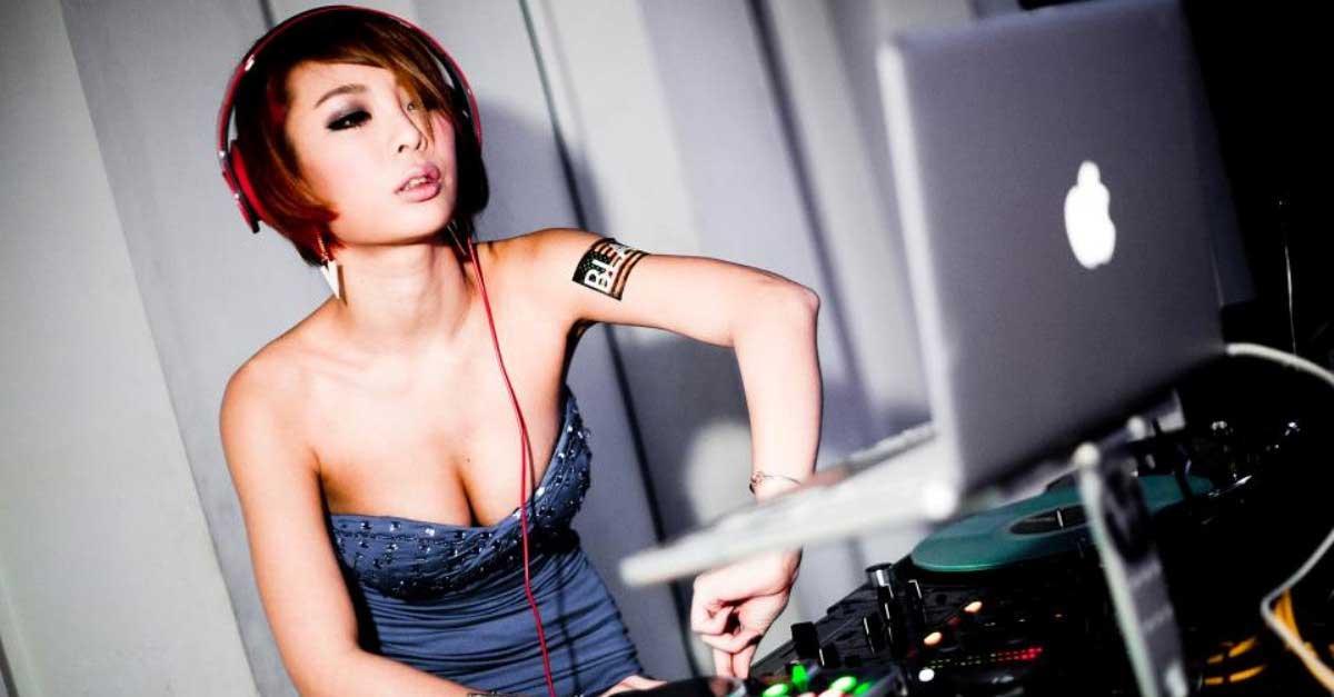 DJ Alyshia Asal Taiwan Siap Mengguncang Dunia Malam