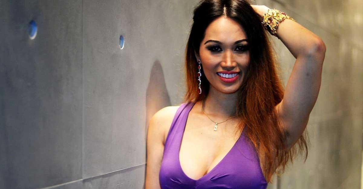 DJ Angie Vu Ha Penuh Talenta