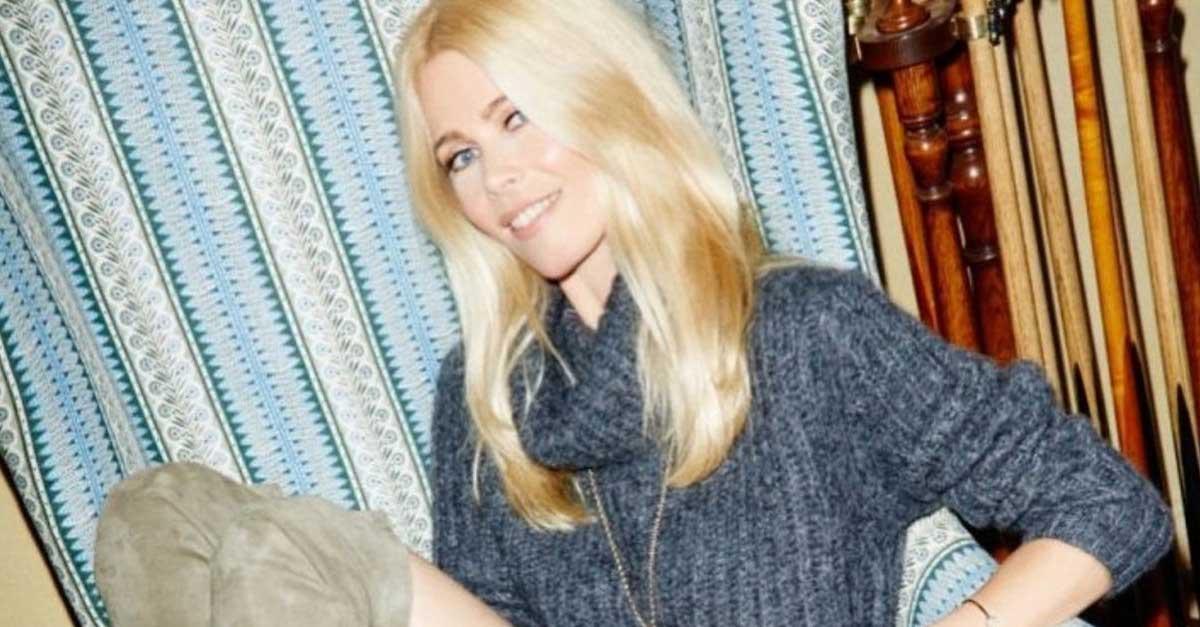 DJ Claudia Schiffer Perempuan Asal Jerman Seksi Jelita