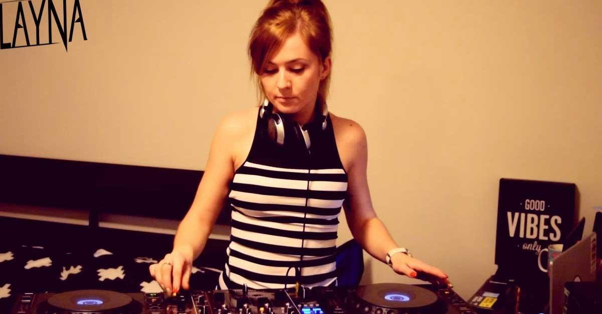 DJ De Layna Entertainer Sejati Untuk Pecinta Dunia Malam