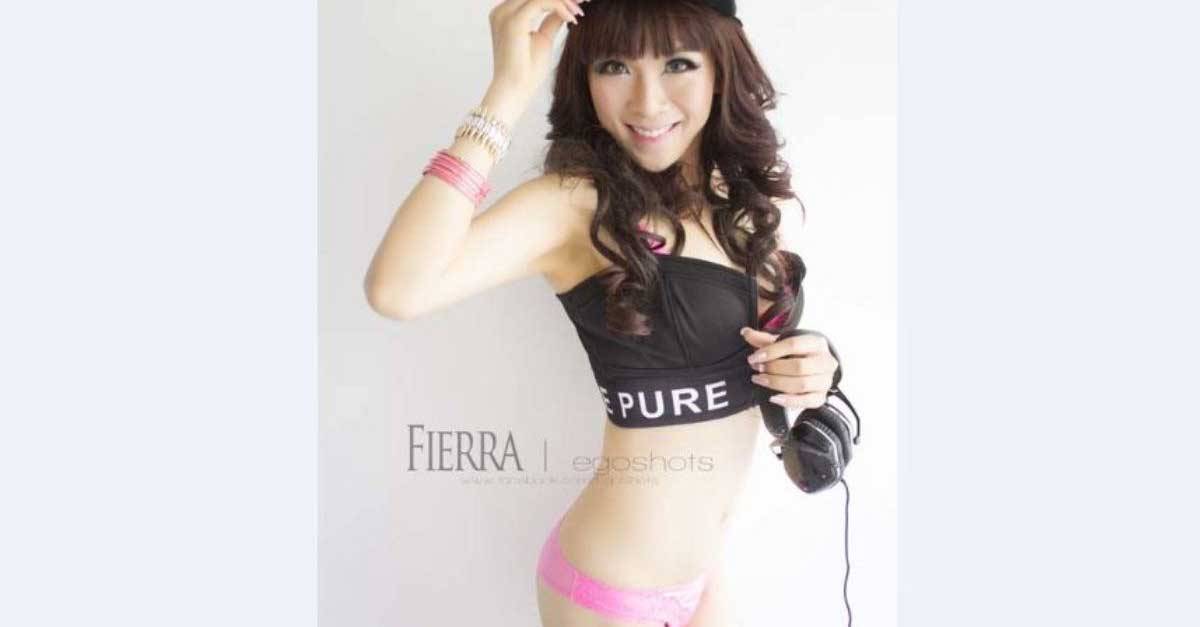 DJ Fierra Kay Yang Imut Dan Seksi