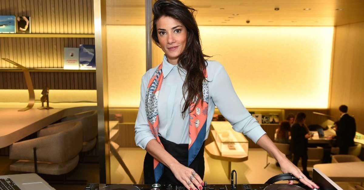 DJ Marina Diniz Ingin Jadi DJ Sejak Umur Belia