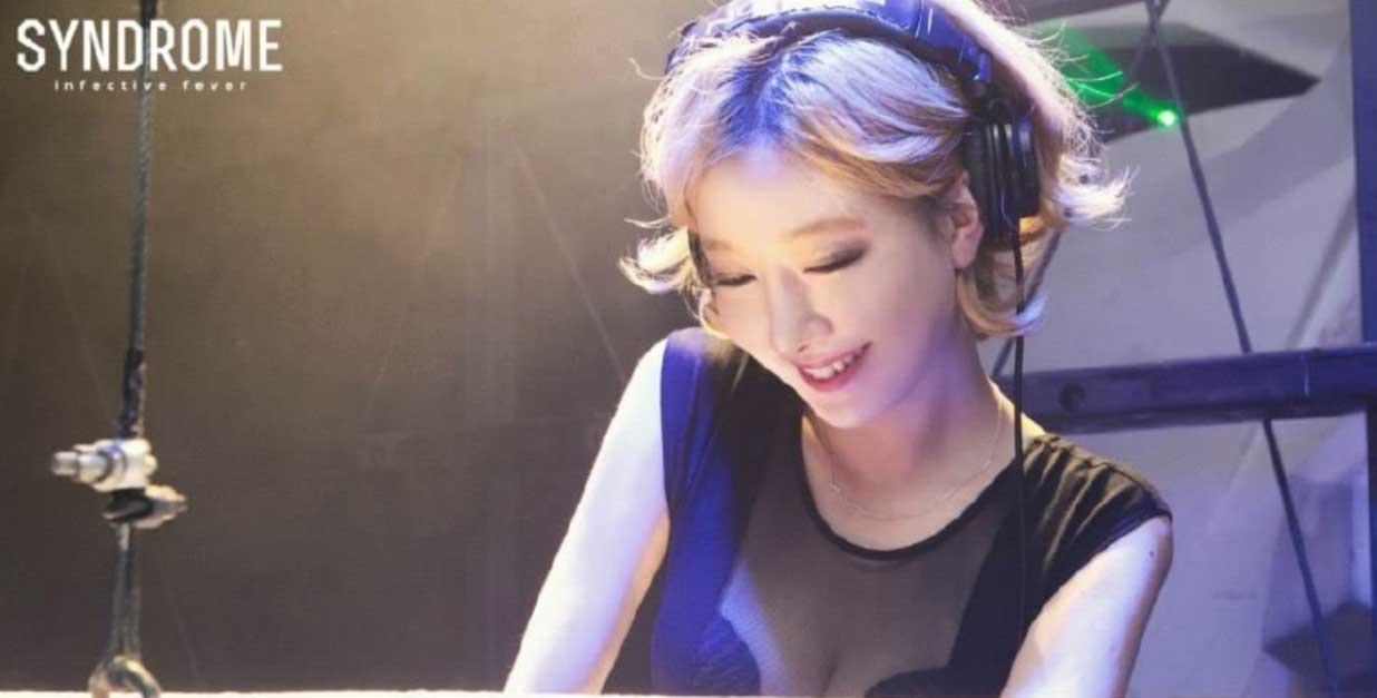 DJ Midori Asal Korea Selatan Paling Dahsyat
