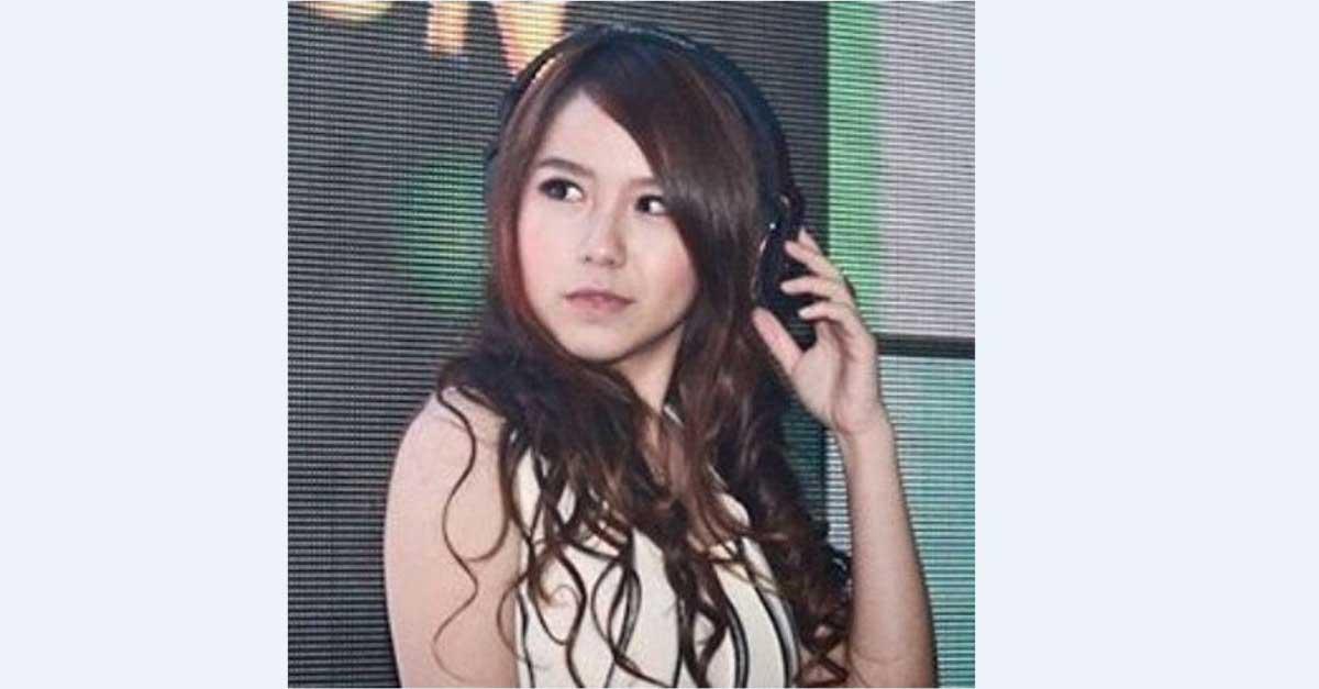 DJ Pauline E.K. Wanita Muda Dengan Kecantikan Luar Biasa