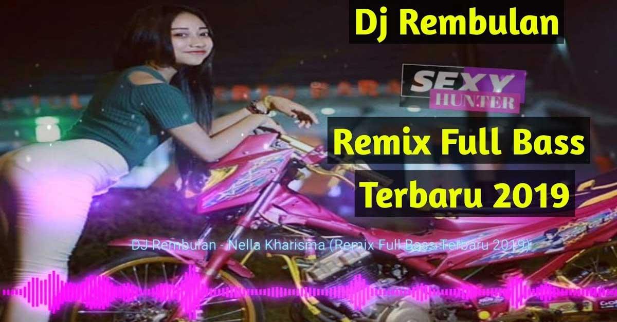 DJ Rembulan Nella Kharisma Yang Paling Hot