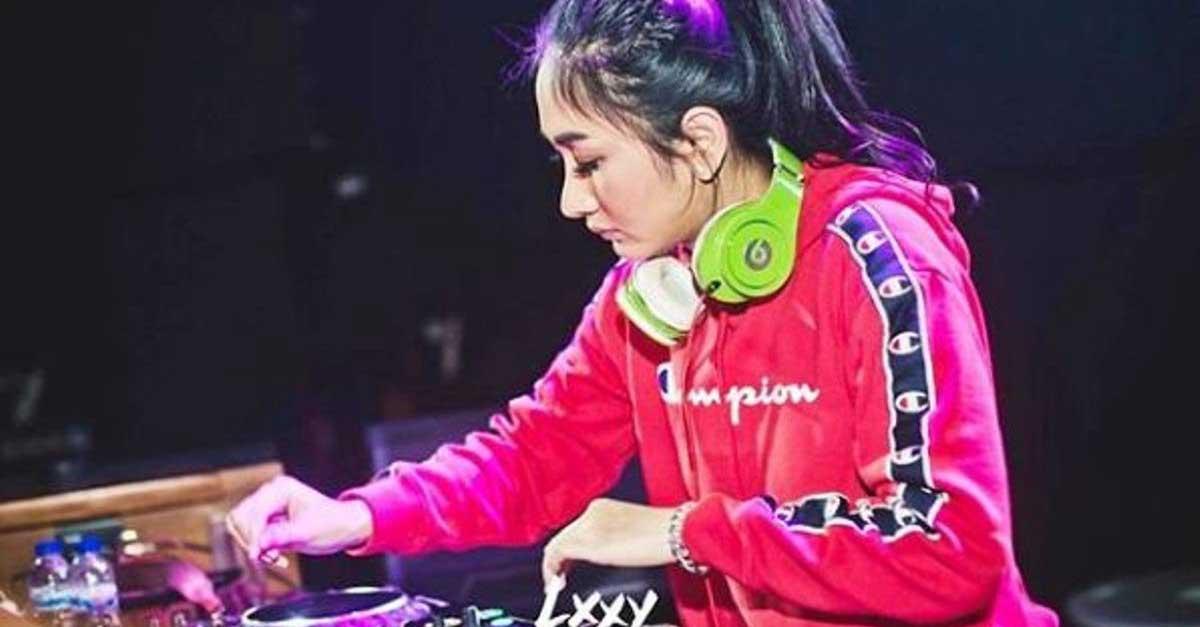 DJ Stella Maria Cantik Penuh Pesona Dan Semangat