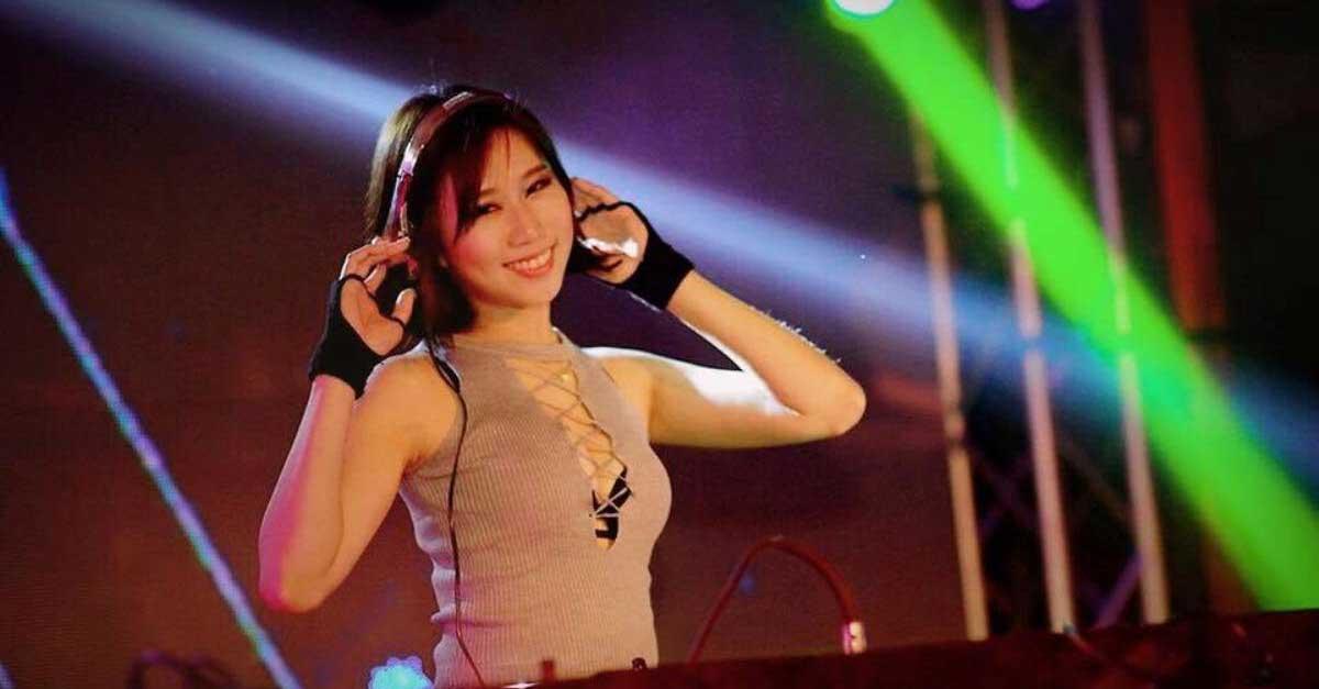 DJ Vivienne Perempuan Ratu Jazz Disco Asal Malaysia