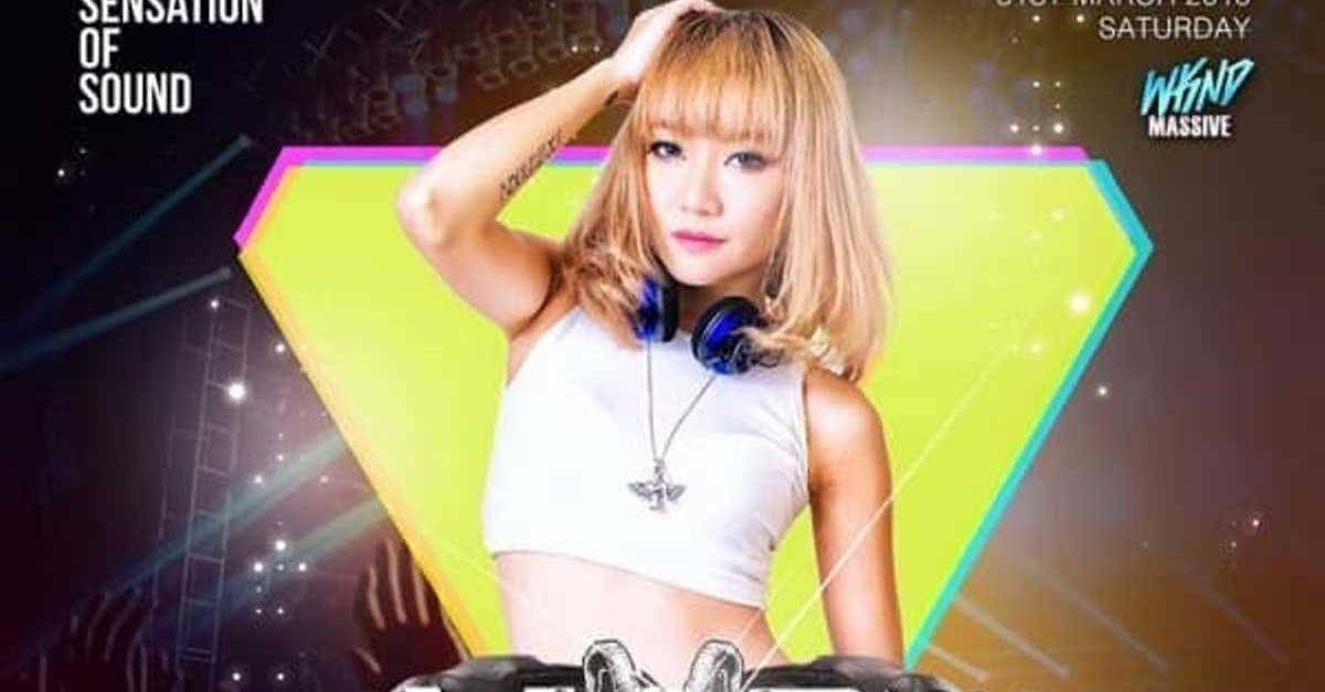 DJ Von Tak Hanya Berbakat Tapi Sangat Cantik
