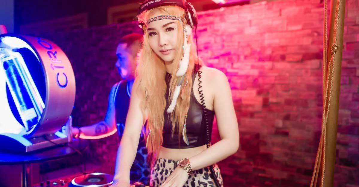 DJ Yukie Asal Thailand Yang Super Imut