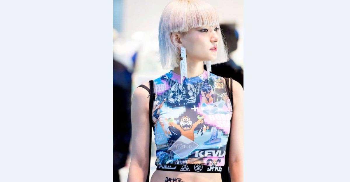 DJ Yuri Asal Jepang Dengan Fashion Style Terbaik